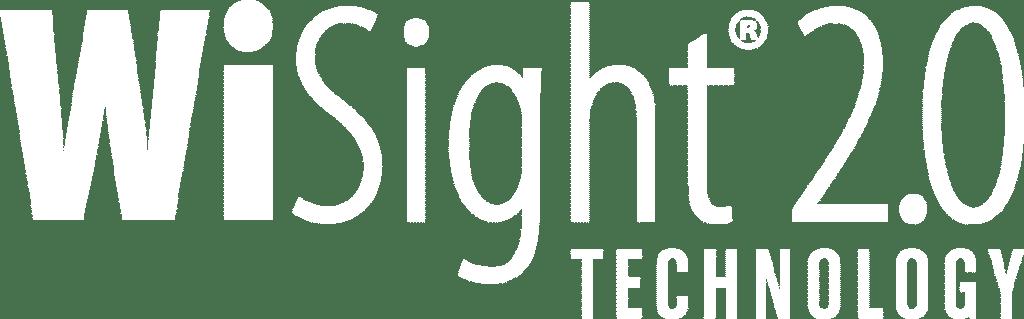 WiSight 2.0 Technology - Logo White